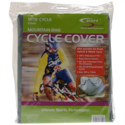 Heavy-Duty Cycle Cover 200 x 110cm-10