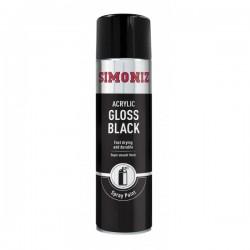 Gloss Black 500ml-10