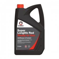 Super Longlife Red Antifreeze and Coolant Ready To Use 5 Litre-10