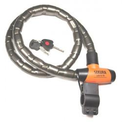 Sekura Armoured Cable Cycle Lock 22mm x 120cm-10