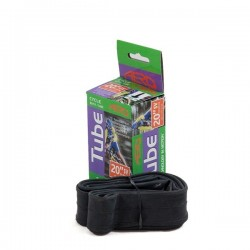 Cycle Schrader Valve Inner Tube 20 Inch-10