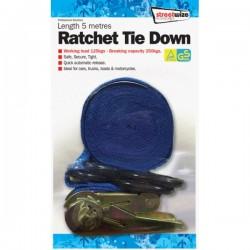 Ratchet Tie Down 5m-10