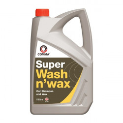 Super Wash N Wax 5 Litre-10
