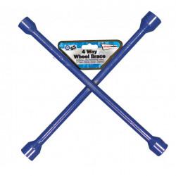 Wheel Brace 4 Way Blue-10