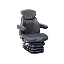 Tractor Seat Cover Large Black-10