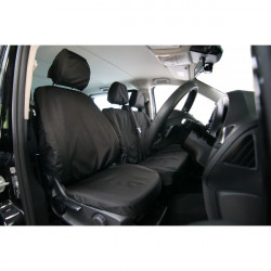 Van Seat Cover Front Double Mercedes Vito-10