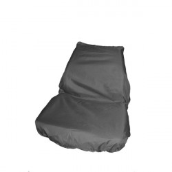 Tractor Seat Cover Standard Grey-10