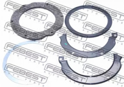 Axle Arm /Steering Knuckle Repair Kit FEBEST TOS-LC70-10