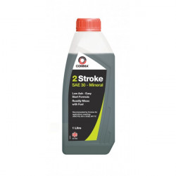 2 Stroke Mineral Mineral 1 Litre (mopeds, scooters, motorbikes etc)-10