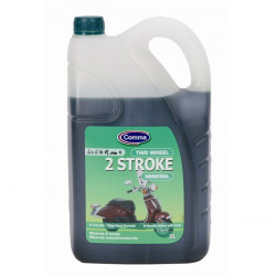 2 Stroke Mineral 5 Litre (mopeds, scooters, motorbikes etc)-10