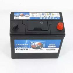 Battery 45 Ah 234x127x200mm NPS U540L11B-10