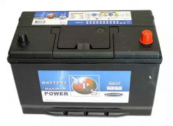 Battery 100 Ah 325x172x205mm NPS U540L44B-10