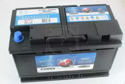 Battery 80 Ah 315x174x190mm NPS U540L71B-10