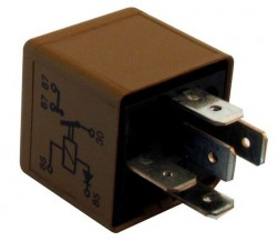 Fuel Pump Relay 12V 30A 5-Pin Plug Type-11