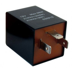 Flasher Relay 12V 92A 3-Pin Plug Type-11