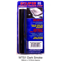 Window Tint Strip Dark Smoke-10