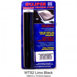 Window Tint Strip Limo Black-10