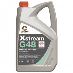 Xstream G48 Antifreeze and Coolant Ready To Use 5 Litre-10