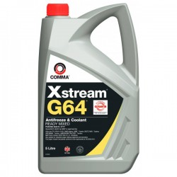 Xstream G64 Antifreeze and Coolant Ready Mixed-10