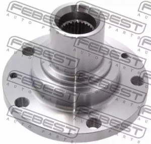 Front left or right Wheel Hub FEBEST 2582-BOX-10
