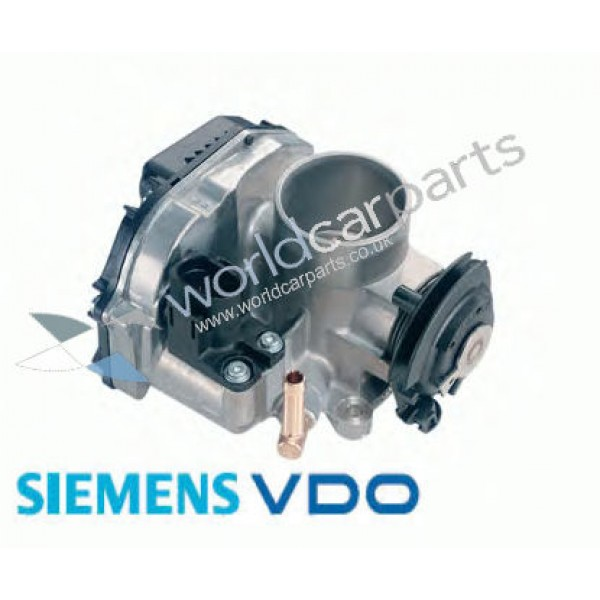 VW Seat Skoda Throttle Body 030133064F
