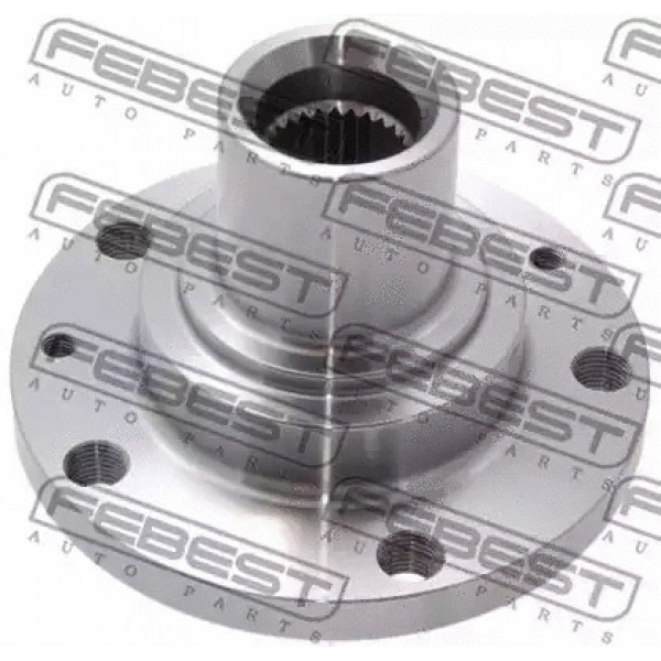Front left or right Wheel Hub FEBEST 2582-BOX-00