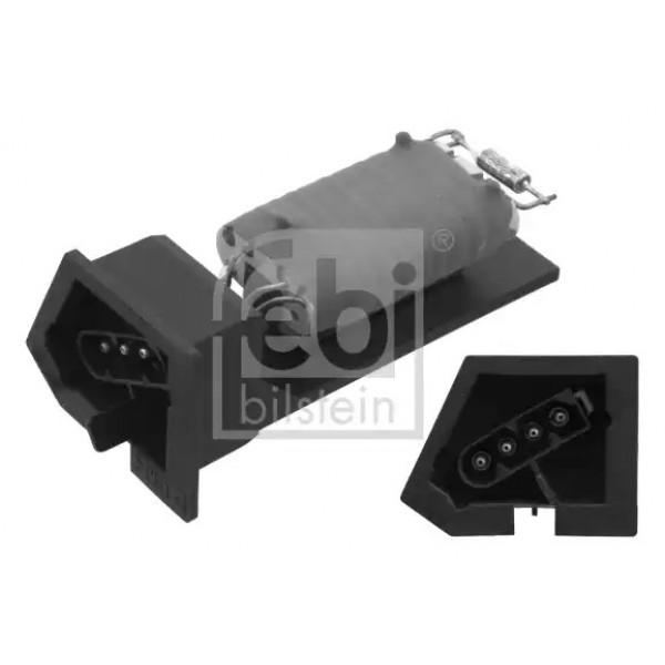 Heater Blower Resistor FEBI BILSTEIN 29519-01