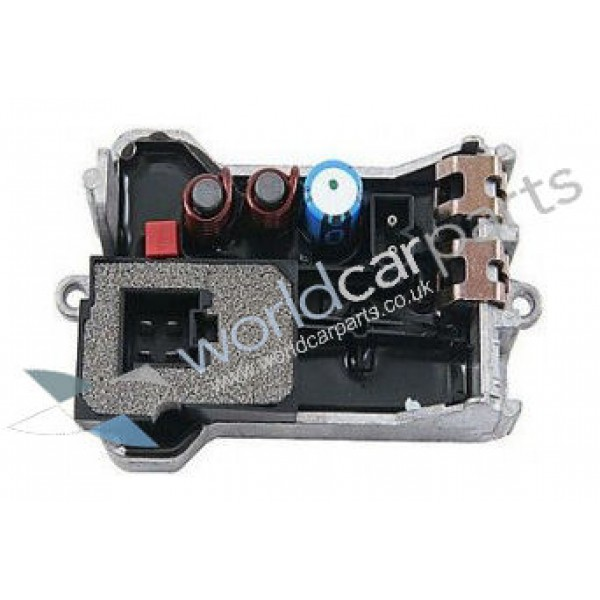 Mercedes-Benz C E S SL Heater Blower Regulator
