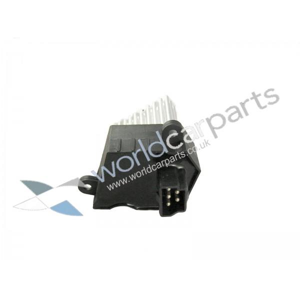BMW 5 E39, 7 E38, X5 E53 Heater Resistor Pack