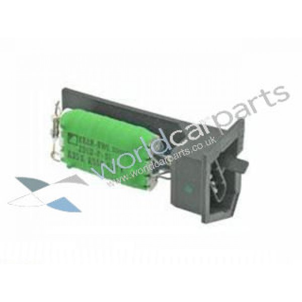 BMW 3 E36 Heater Blower Resistor