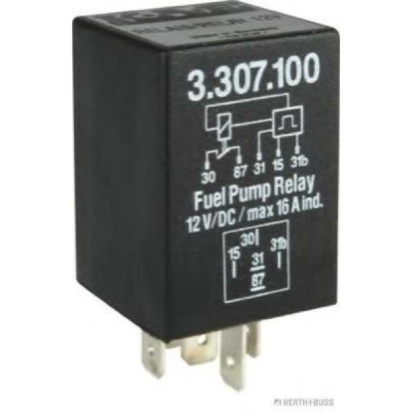 fuel pump Herth+Buss Elparts 75614235 Relay