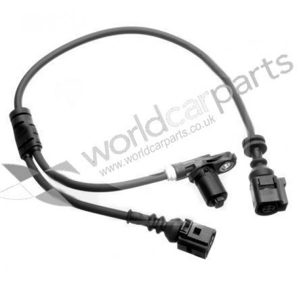 Front Left ABS Sensor for Ford Galaxy, Seat Alhambra, VW Sharan