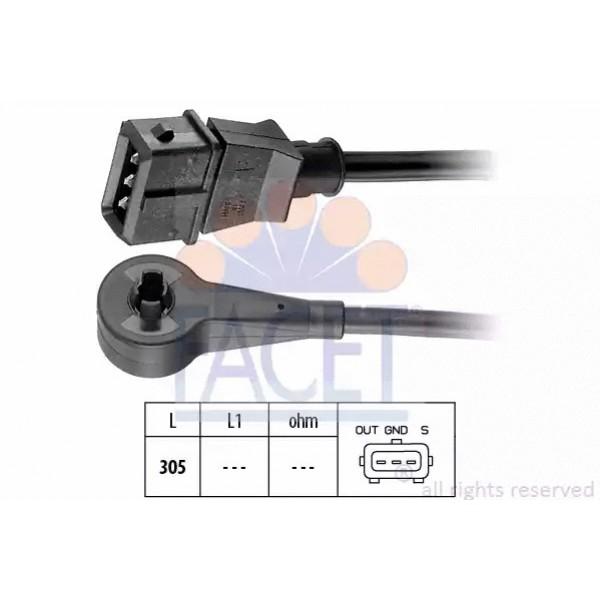 Speed Sensor FACET 9.0179-01