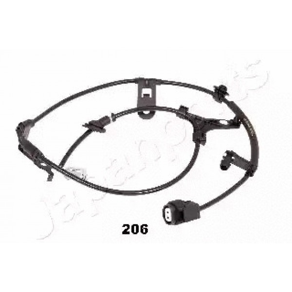 Front Left ABS Sensor WCPABS-206-00