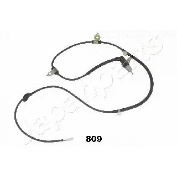 Rear Right ABS Sensor WCPABS-809-00