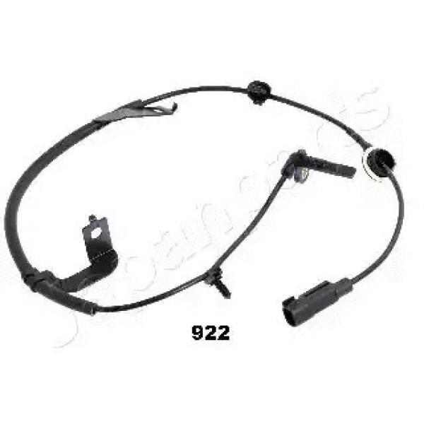 Left Rear ABS Sensor WCPABS-922-00