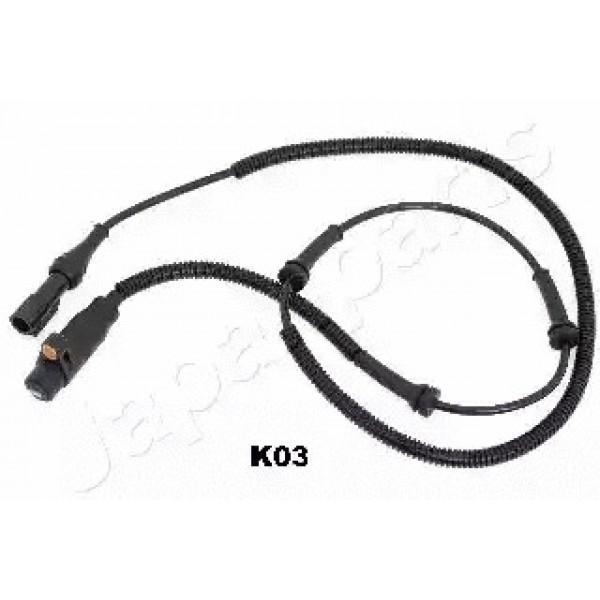Front Left or rightABS Sensor WCPABS-K03-00