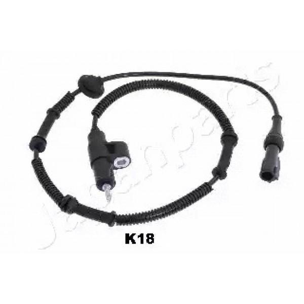 Rear Left or rightABS Sensor WCPABS-K18-00