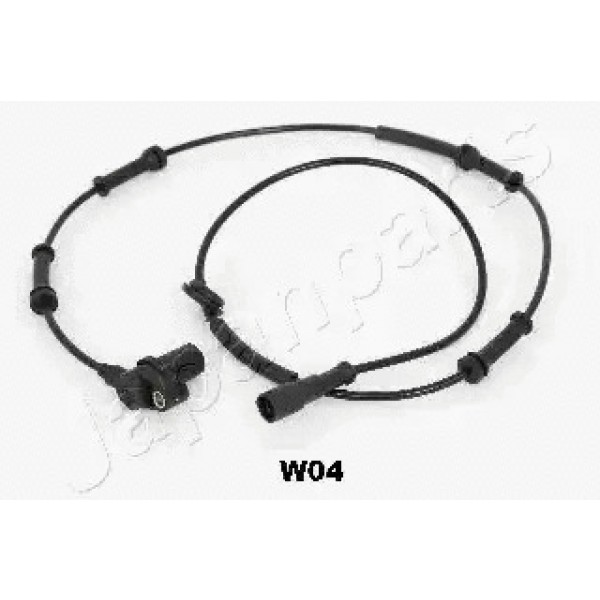 Rear Left or rightABS Sensor WCPABS-W04-00