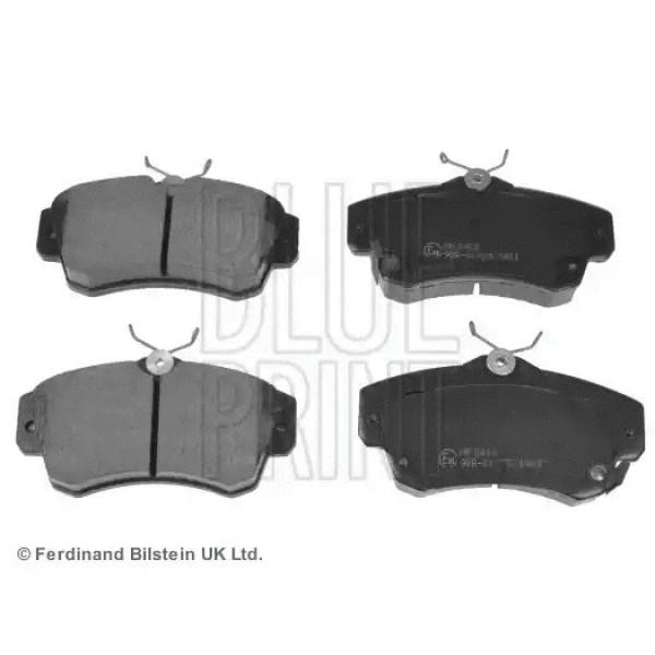 Front Brake Pad Set BLUE PRINT ADA104201-00