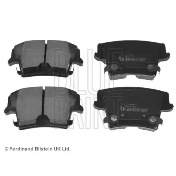 Rear Brake Pad Set BLUE PRINT ADA104205-00