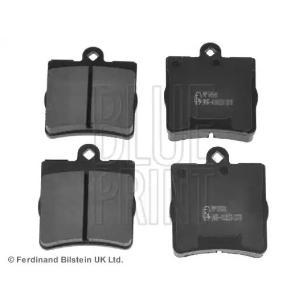 Rear Brake Pad Set BLUE PRINT ADA104207-00