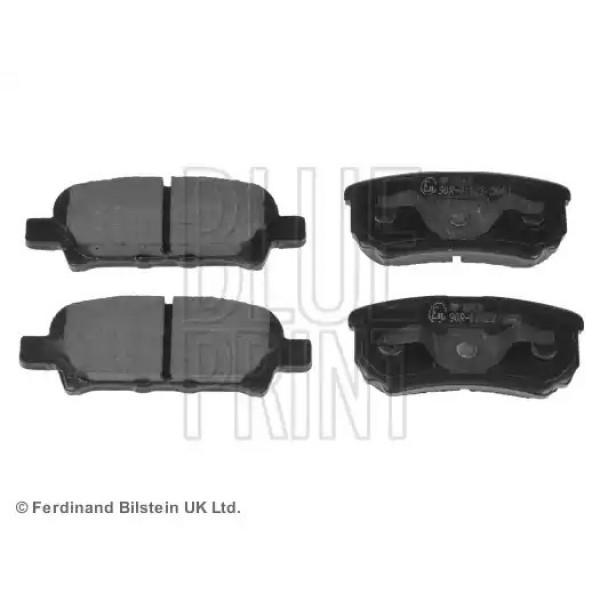 Rear Brake Pad Set BLUE PRINT ADA104209-00