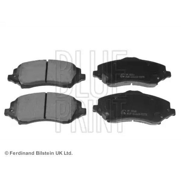 Front Brake Pad Set BLUE PRINT ADA104213-00