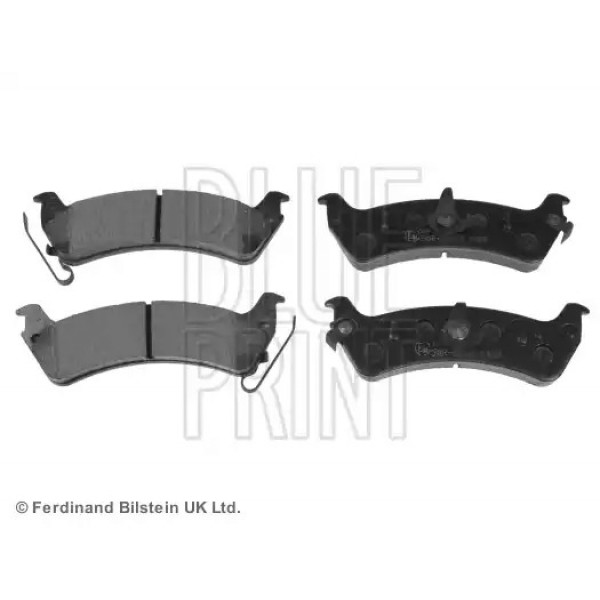 Rear Brake Pad Set BLUE PRINT ADA104215-00