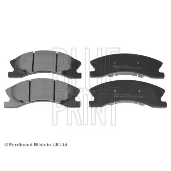 Front Brake Pad Set BLUE PRINT ADA104217-00