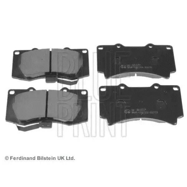 Front Brake Pad Set BLUE PRINT ADA104221-00