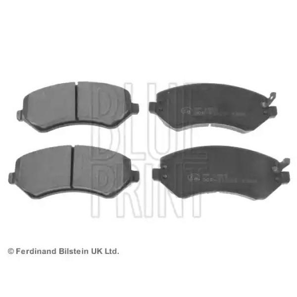 Front Brake Pad Set BLUE PRINT ADA104223-00