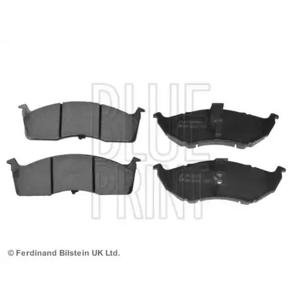 Front Brake Pad Set BLUE PRINT ADA104227-00
