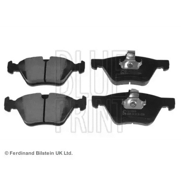 Front Brake Pad Set BLUE PRINT ADA104229-00